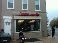 An Old Photo of the former Chinito's Burritos