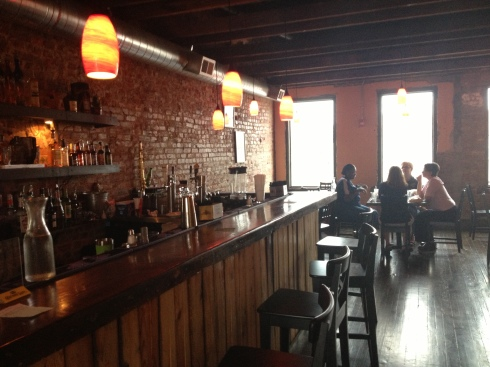 Upstairs Bar at Sol Mexican Grill