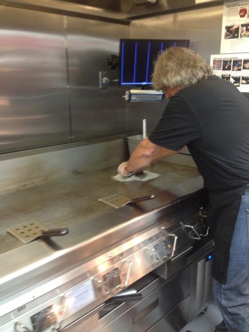 Smashburger Founder Tom Ryan Smashing the Burger