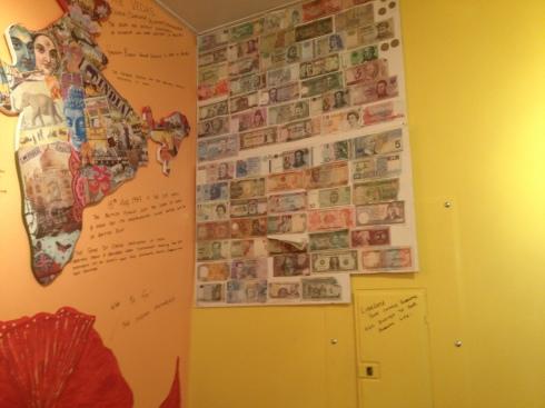 Wall Art at Indigo