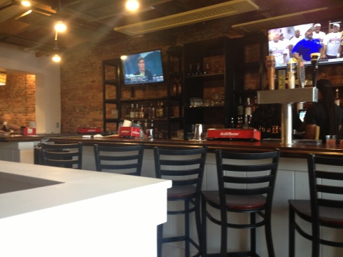 Bar at Po Boy Jim