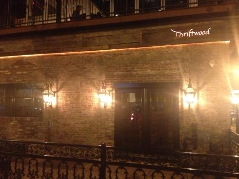 New Driftwood Kitchen on H Street