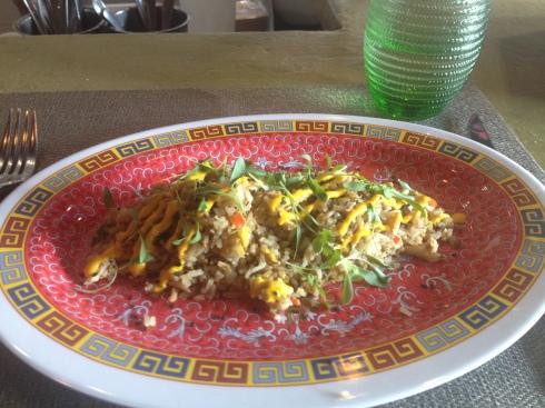 Fried Rice at Ocopa