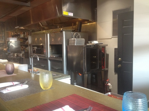 Open Kitchen at Ocopa