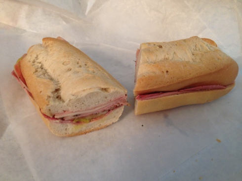 Classic Italian Sub at A. Litteri