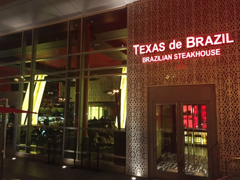 Outside of Texas de Brazil