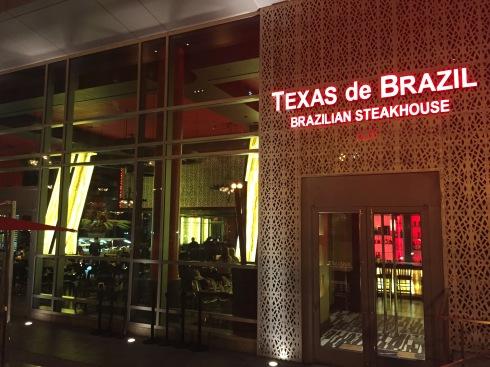 Outside of Texas de Brazil