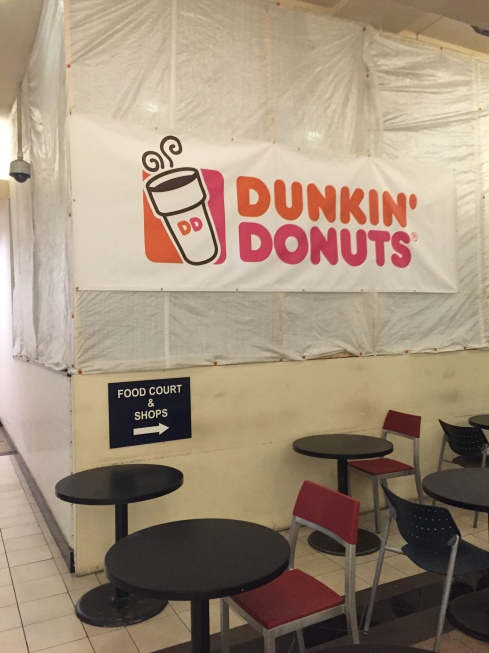 union station dunkin
