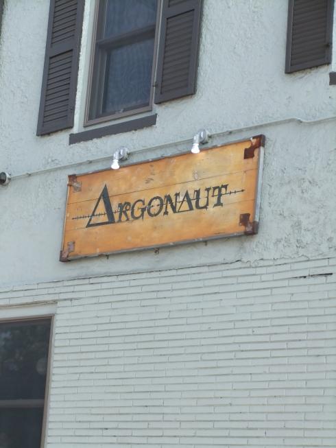 Argonaut sign