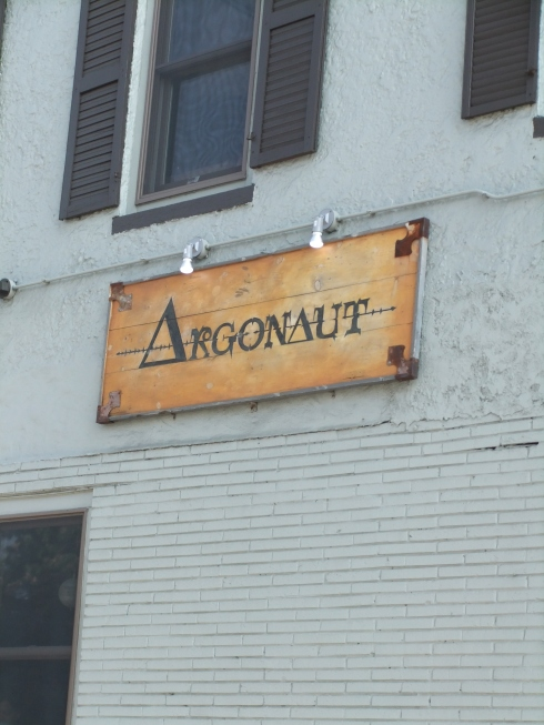 Argonaut sign