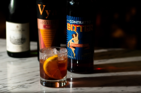 Draft Negroni Sbagliato at DC Harvest