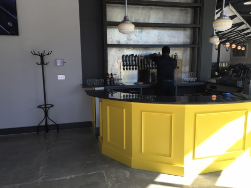 Bar in Private Space at Union Social