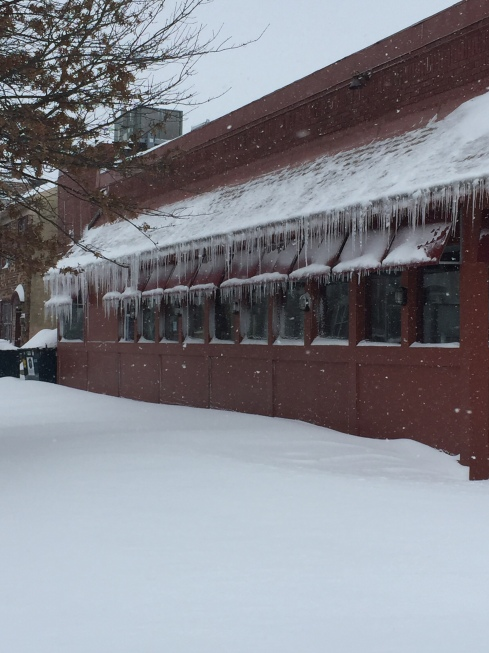 Frozen 6th and H Bar and Grill