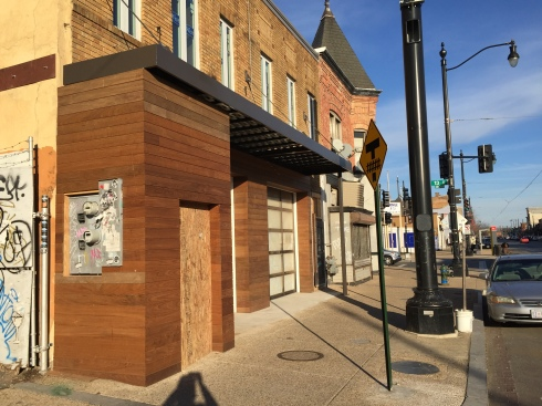 Future Blue Diner/Spile & Spigot on H Street
