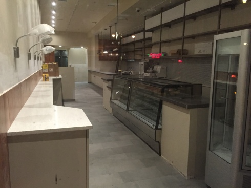 First Floor of Fare Well on H Street