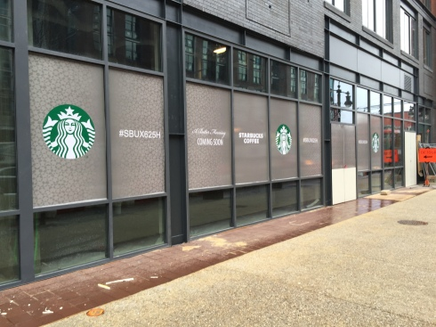 Starbucks Coming Soon to H Street, NE
