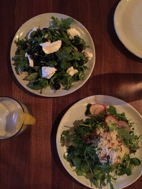 Summer Salads at DC Harvest