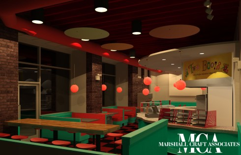 Additional Rendering of Two Boots on H Street