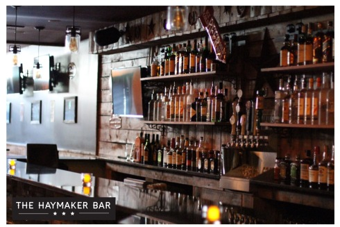 The New Bar at The Haymaker Bar on H Street