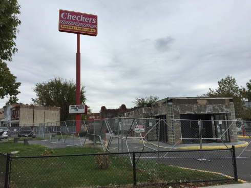 Construction on Upcoming Chick-fil-A