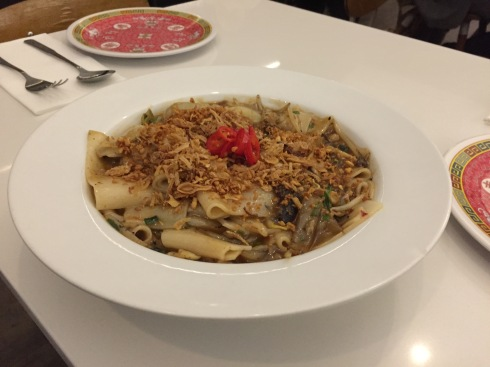 Wok Fried Noodles at Maketto